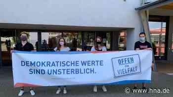 Walter-Lübcke-Schule in Wolfhagen erinnert an Todestag ihres Namensgebers - HNA.de