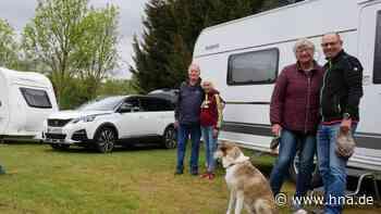 Nach sinkender Inzidenz füllen sich die Campingplätze wieder - HNA.de