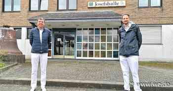 Stadt Willich unterstützt Hausärzte: In der Anrather Josefshalle wird geimpft - Westdeutsche Zeitung
