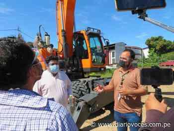 GORESAM dialoga con pobladores de Chazuta confirmando soluciones ante problemática vial - Diario Voces