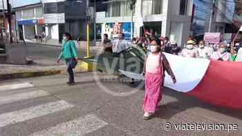 Pobladores de Chazuta y autoridades exigen mantenimiento de carretera - VIA Televisión