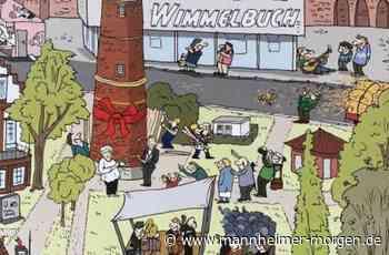 Spezielles Wimmelbuch - Mannheimer Morgen