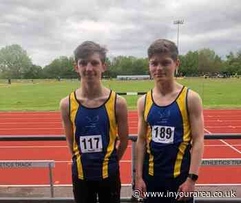 Havering AC athletes show promise ahead of league season restart - In Your Area