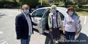 A Sainte-Maxime, les personnes isolées et âgées bénéficieront d'un transport pour la vaccination - Var-Matin