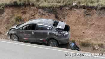 Lamentable, policía pierde la vida en accidente vehicular en la vía Putina – Rinconada - Radio Onda Azul