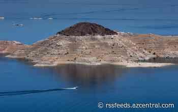 As Lake Mead drops below shortage mark, shifting shorelines keep marinas in motion