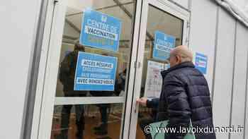 Vaccination : le centre de Roncq sera fermé dimanche - La Voix du Nord