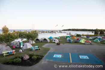 FedNor investment will spruce up Blind River Marina - ElliotLakeToday.com