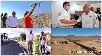 Así fue visita del comisionado nacional de Migración a Chihuahua - Puente Libre La Noticia Digital
