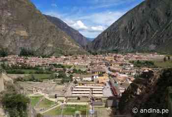 """Cusco: declaran a Ollantaytambo como """"Ciudad inca viviente de la región andina"""" - Agencia Andina"""