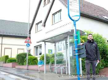 Gemeinde Hiddenhausen baut in den nächsten Jahren alle 61 Haltestelle um: Barrierefrei in den Bus einsteigen - OWL - Westfalen-Blatt