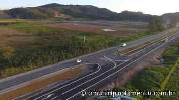 DNIT libera novo trecho da BR-470 entre Ilhota e Navegantes - O Município Blumenau