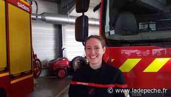 Vos pompiers : C. Joffres, une timide qui s'épanouit à Lannemezan - ladepeche.fr