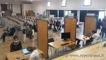 À Lannemezan, plus de 600 personnes vaccinées en une journée - nrpyrenees.fr