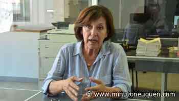 """Silvia Sapag: en Cutral Co """"hay mucha gente que ni siquiera pudo llegar al pasillo del hospital"""" - Minuto Neuquen"""