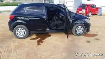 Suspeito de assalto a banco é detido com carro roubado em Pesqueira - G1