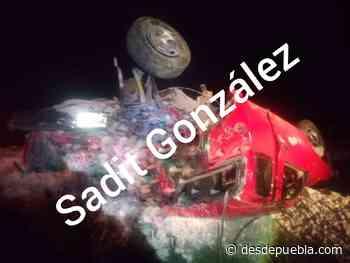 Un muerto y 5 lesionados deja fuerte accidente en la Puebla-Cordoba - desdepuebla.com - DesdePuebla