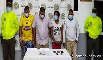 Desarticulan banda delincuencial 'Los Domiciliarios' en Córdoba - Caracol Radio
