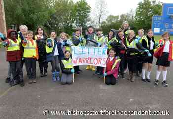 Farnham pupils' village clean-up is so much more than a litter-pick - Bishop's Stortford Independent