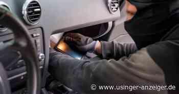 Kleintransporter in Bad Homburg aufgebrochen - Usinger Anzeiger