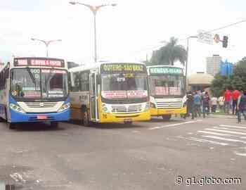 Rodoviários de Belém, Ananindeua e Marituba seguem em greve pelo segundo dia - G1