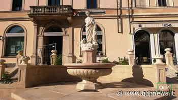 """Valdobbiadene, terminato l'intervento di restauro della Fontana Endimione. Domani mattina la """"consegna alla città"""" - Qdpnews"""