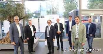 Zweckverband beschließt engere Zusammenarbeit mit Grevenbroich - Erft-Kurier