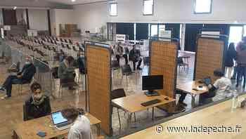 Covid-19 : plus de 600 personnes vaccinées en une journée à Lannemezan - LaDepeche.fr
