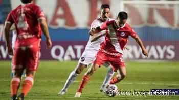 Cuándo juegan Nacional vs Argentinos Juniors, por el Grupo F - Fecha 6 Copa Libertadores - TyC Sports