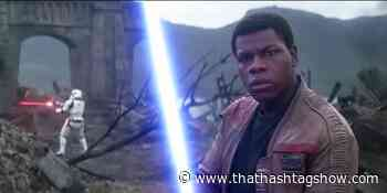 John Boyega Is Open To Returning As Finn If JJ Abrams and Kathleen Kennedy are involved. - That Hashtag Show