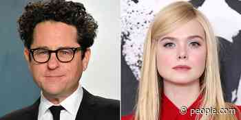 J.J. Abrams Reflects on Elle Fanning's Star-Making Super 8 Performance: She Was 'Truly Remarkable' - PEOPLE