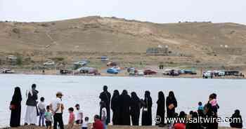 Yemenis find rare leisure time at Sanaa lake   Saltwire - SaltWire Network