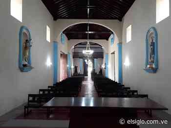 Rehabilitada la Gruta Virgen de Lourdes de Camatagua - Diario El Siglo