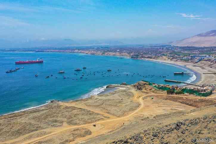 Terminal de Chancay: firman contrato por US$ 600 millones para zona portuaria - Agencia Andina