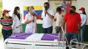 Entregan equipos y materiales para rehabilitar CDI en Arismendi de Barinas - El Universal (Venezuela)