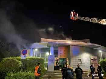 Bussy-Saint-Georges : le conservatoire touché par un incendie dans la nuit - actu.fr
