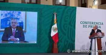AMLO y Fernández anunciaron la distribución de los primeros lotes de la vacuna AstraZeneca producida entre México y Argentina - infobae