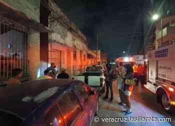 Peligro en el Barrio de La Huaca; casa a punto de colapsar - La Silla Rota