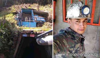 Incertidumbre por minero atrapado tras derrumbe, en Cácota | Noticias de Norte de Santander, Colombia y el mundo - La Opinión Cúcuta