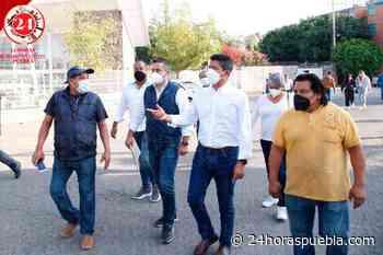 Puebla tendrá el primer Santuario Ecológico Municipal, promete Eduardo Rivera Pérez - 24 Horas El Diario Sin Límites Puebla