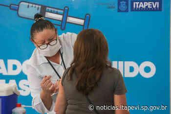 Itapevi vacinará profissionais da educação para retomar as aulas em 21 de junho - Agência Itapevi