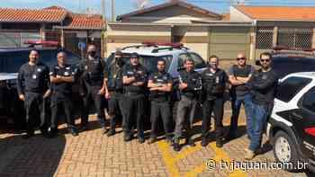 Polícia Civil deflagra operação simultaneamente nas cidades de Artur Nogueira, Cosmópolis e Engenheiro Coelho - TV Jaguari
