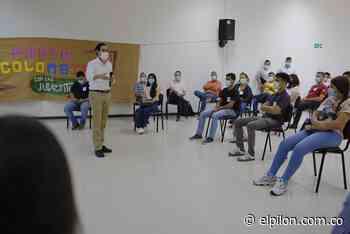 Gobierno nacional realizó mesa de diálogo con jóvenes en Aguachica - ElPilón.com.co