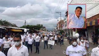 Aguachica exige la liberación de joven secuestrado - EL HERALDO