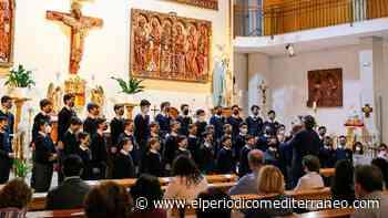 Voces blancas por los 50 años de la parroquia de Santa Isabel de Vila-real - El Periódico Mediterráneo