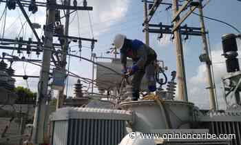 Air-e instala transformador en subestación Remolino de mayor capacidad - Opinion Caribe