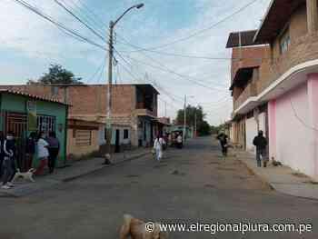 Piura: Diresa y Fospibay realizan jornada de fumigación en Sechura - El Regional