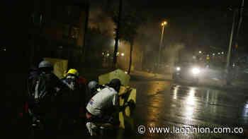 Nueva noche de disturbios y daños en Bogotá, Jamundí y Bucaramanga   La Opinión - La Opinión Cúcuta