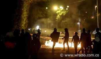 Disturbios en Jamundí dejaron 26 personas heridas - W Radio