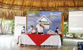 Socializan titulación de predios que beneficiarán a 1.100 familias en Sitionuevo - El Informador - Santa Marta